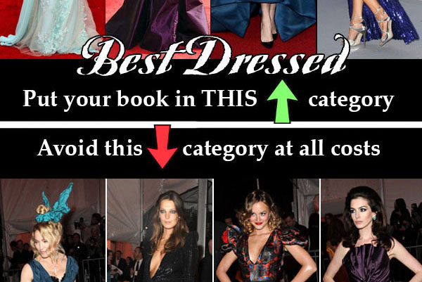 The Best Dressed Book