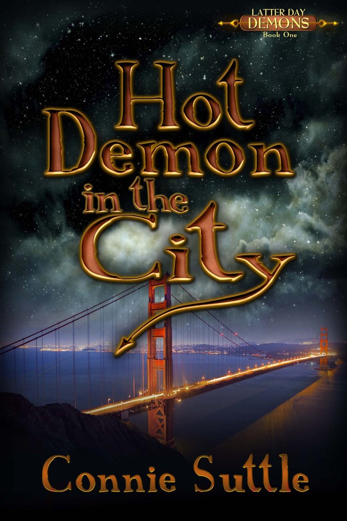 Hot Demon In The City