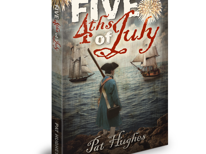 Five 4ths of July – 3D